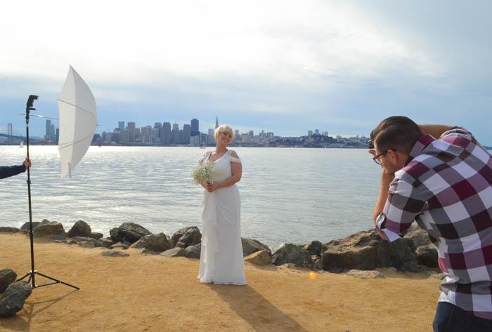 The Azazie Ainsley Wedding Dress