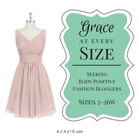 AZAZIE Grace at Every Size